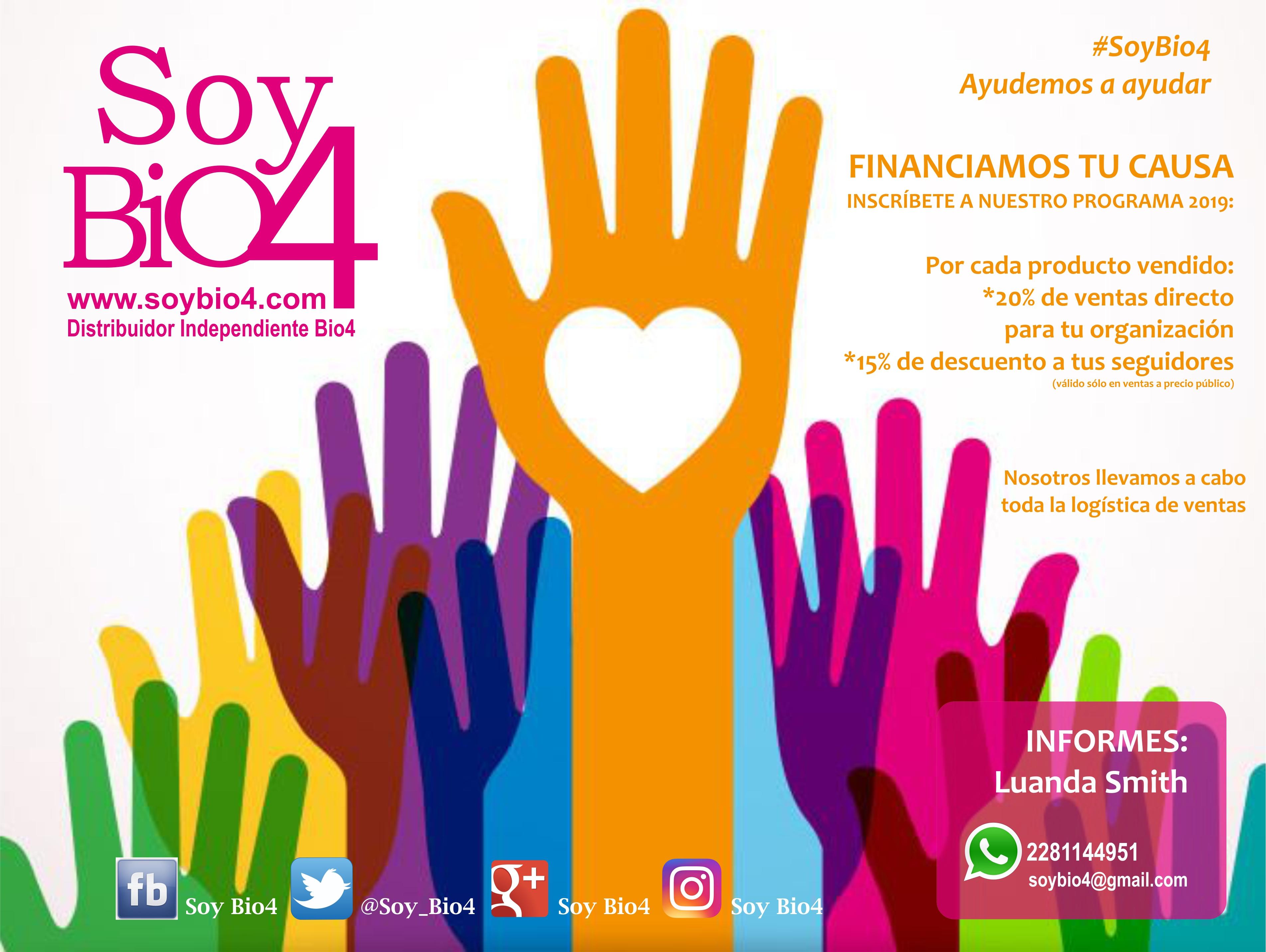 Social Soy Bio4